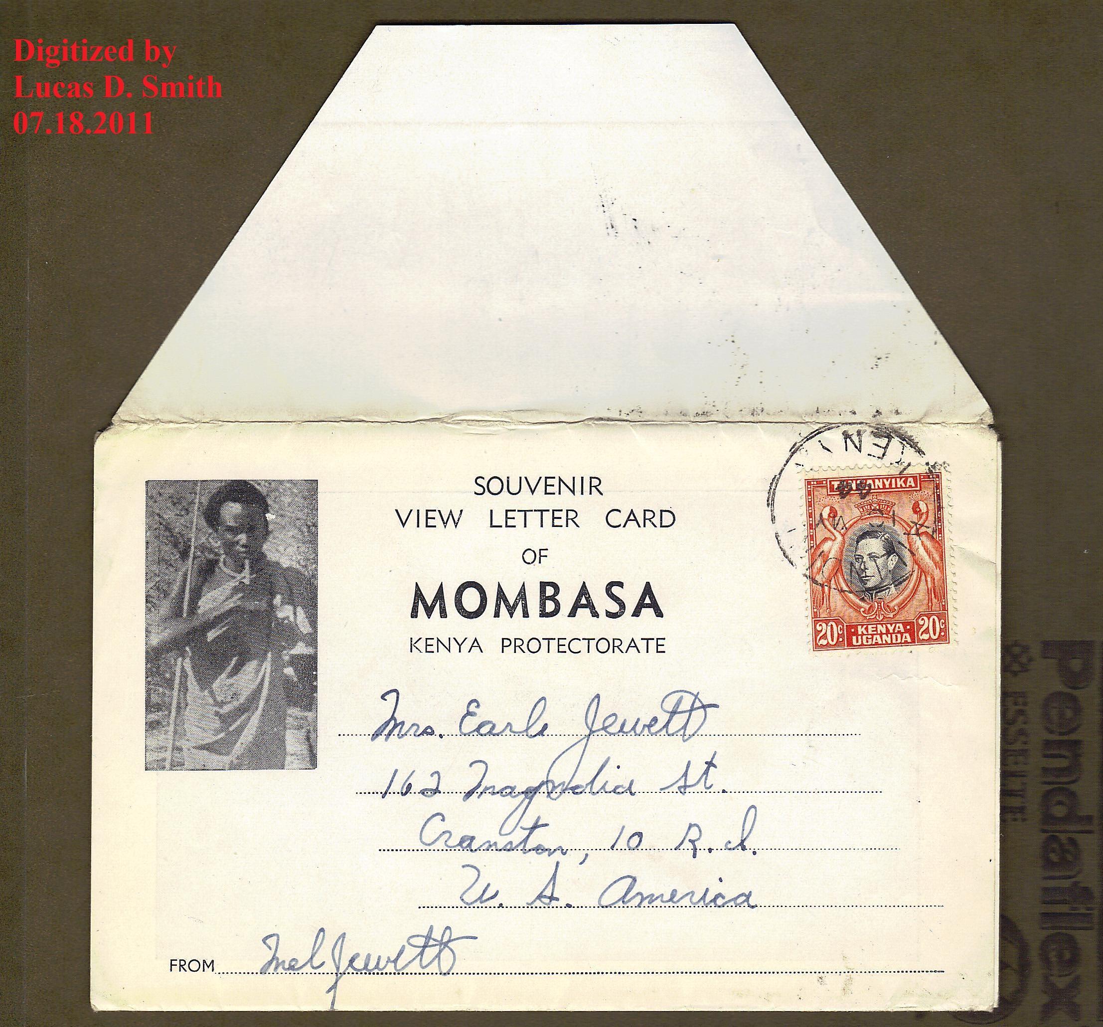 American woman who gave birth in 2014 at aga khan hospital in mombasa kenya protectorate postmark 1944 aiddatafo Image collections