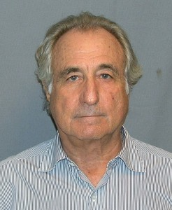 Bernie Madoff US Department of Justice picture 2009