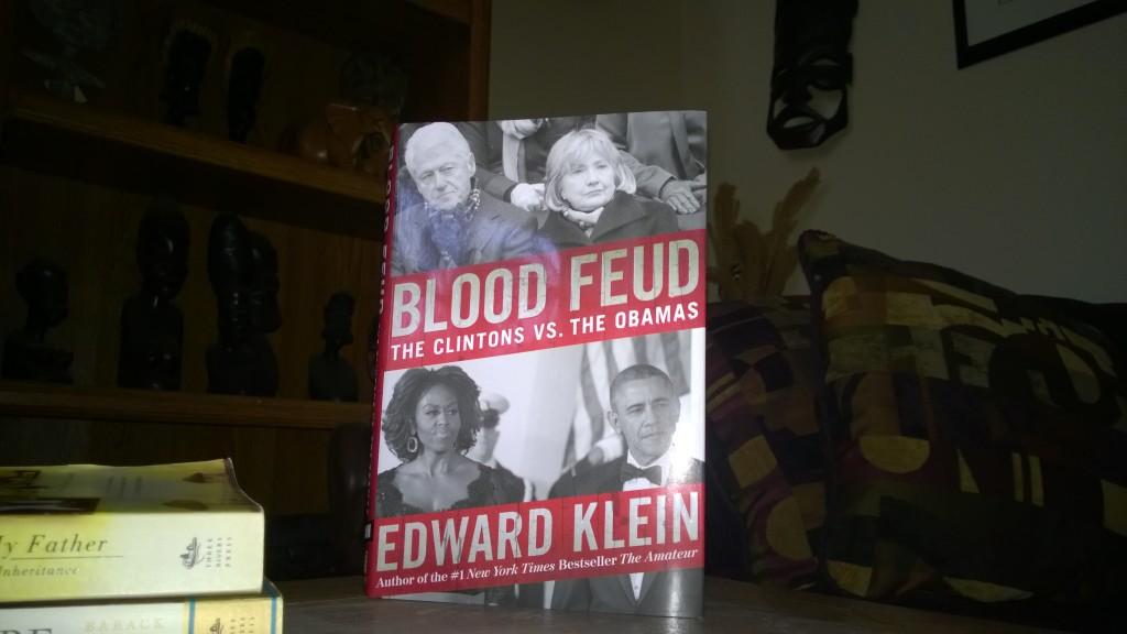Lucas Daniel Smith Barack Obama birth certificate Kenya blood feud book Clintons vs Obamas Klein 1