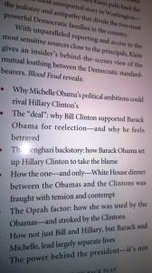 Lucas Daniel Smith Barack Obama birth certificate Kenya blood feud book Clintons vs Obamas Klein 3
