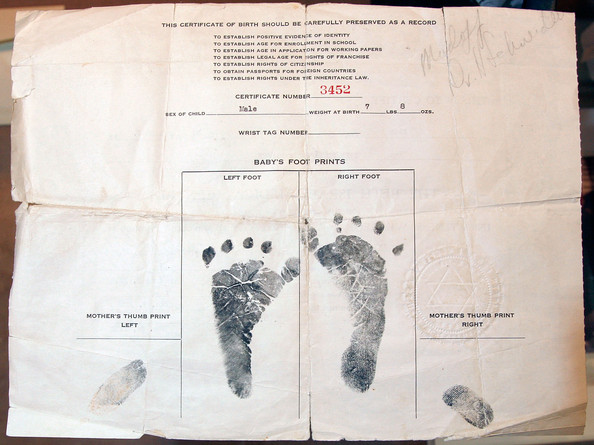 Obama birth certificate offical legal record c