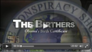 Richard Syrett THE BIRTHERS OBAMA'S BIRTH CERTIFICATE