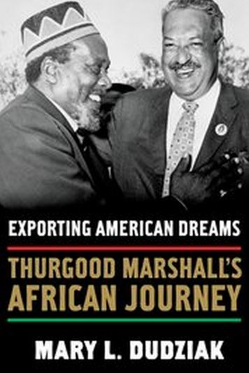 Thurgood Marshall Kenya 1960 Obama INS Annual Records Immigration Naturalization Service