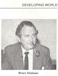 Bruce Steadman Kenya