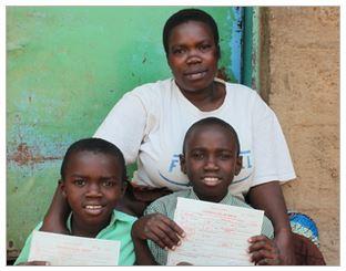 Kenya birth certificate