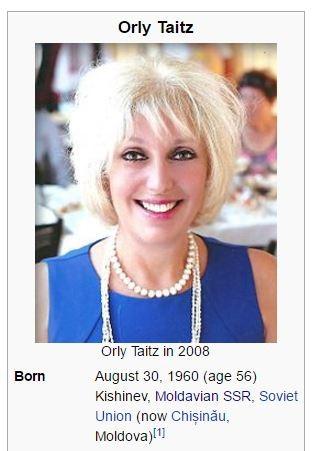 orly taitz wikipedia profile